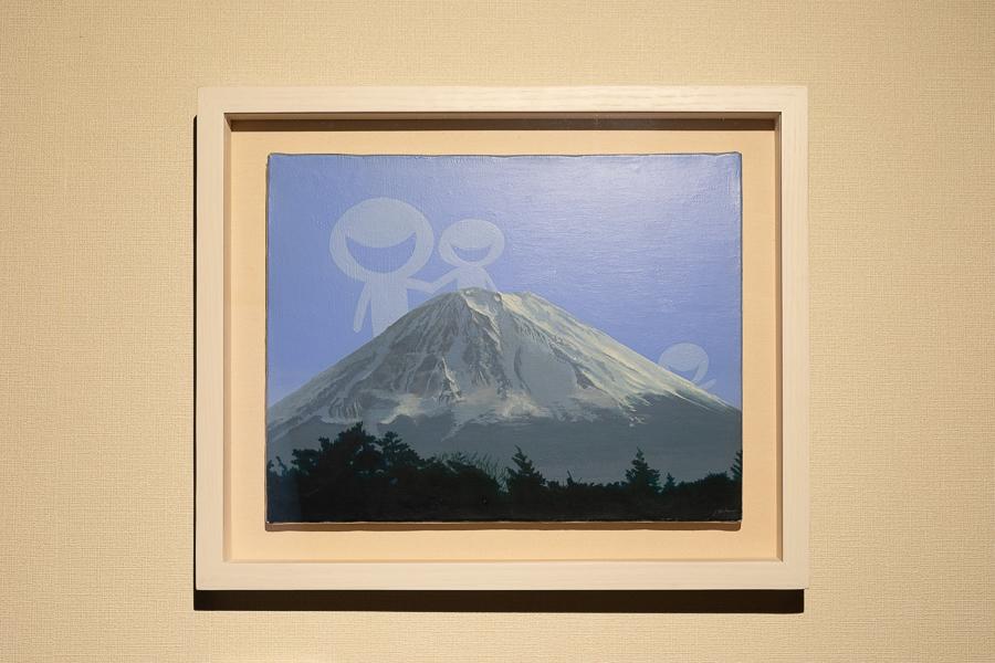 ignis fatuus /mt.Fuji